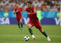 Ronaldov odvržen kapetanski trak na dražbi v Srbiji prinesel že 110.000 evrov
