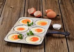 """Sveža jajca na testu: """"Na vsebnost omega 3 vpliva sestava hrane, s katero krmijo kokoši nesnice!"""""""