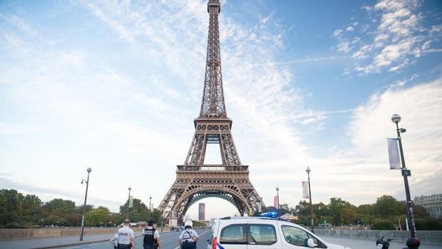 Francija ponovno v popolno zaprtje države, ki bo trajalo štiri tedne (foto: Shutterstock)