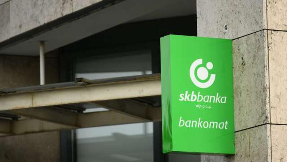 V Sloveniji za fizične osebe bančne ležarine nova realnost (foto: Tamino Petelinšek/STA)