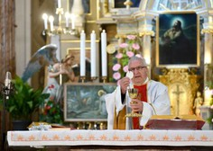 Kristjani na veliki četrtek začenjejo sveto tridnevje