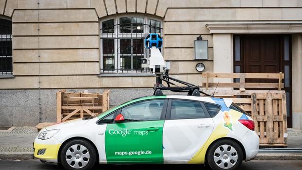 Google bo od 8. aprila dalje v Sloveniji ponovno fotografiral ulice (foto: Shutterstock)