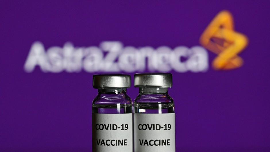 V Veliki Britaniji med 18 milijoni cepljenih z AstroZeneco 30 primerov krvnih strdkov (foto: profimedia)