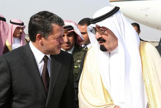 Med aretiranimi zaradi poskusa destabilizacije Jordanije tudi taki, ki so blizu kraljevi družini
