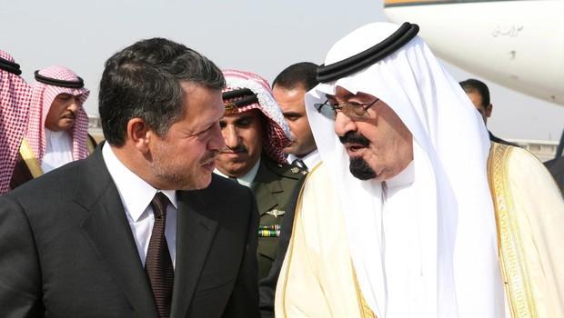 Med aretiranimi zaradi poskusa destabilizacije Jordanije tudi taki, ki so blizu kraljevi družini (foto: profimedia)