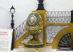 Faberge v Londonu: na ogled več kot 200 izjemnih mojstrovin, med njimi tri slovita jajca