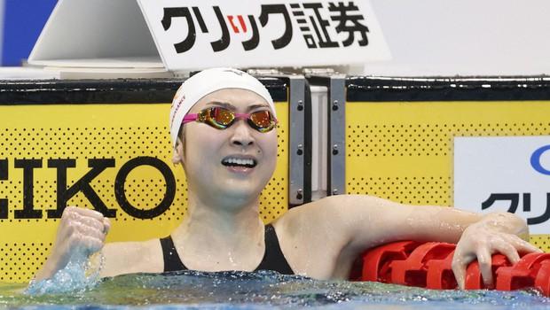 Japonska plavalka Rikako Ikee premagala levkemijo in se uvrstila na olimpijske igre (foto: profimedia)