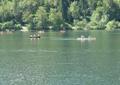 Na Bohinjskem jezeru načrtujejo omejitve pri športnih in drugih dejavnostih