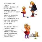 Zbirka otroških knjig Cvetke Sokolov bogatejša za dve novi knjižici (foto: emka.si)