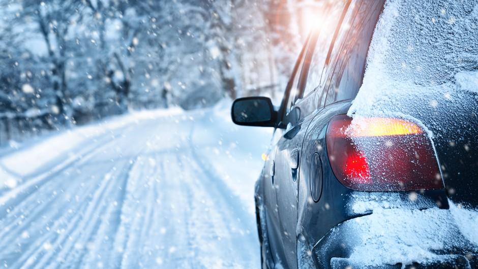 Prihaja vremenski preobrat, v torek bo ponekod zapadlo tudi do 25 cm snega (foto: Shutterstock)