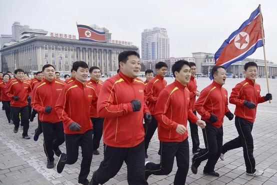 Severna Koreja zaradi zaščite športnikov pred pandemijo odpovedala nastop v Tokiu