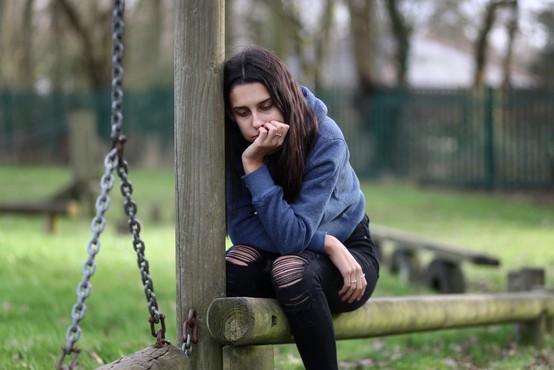 Raziskava kaže poslabšanje duševnega zdravja med mladimi