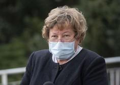 Lejko Zupančeva: V tretjem valu se znižuje starost hospitaliziranih bolnikov