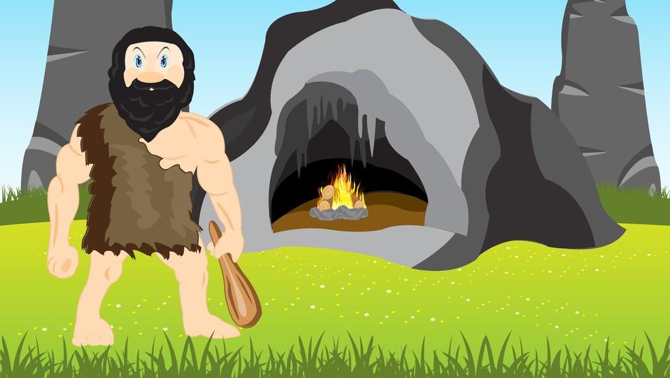 Raziskava prinesla nova spoznanja o času izumrtja neandertalcev v Evropi (foto: Profimedia)