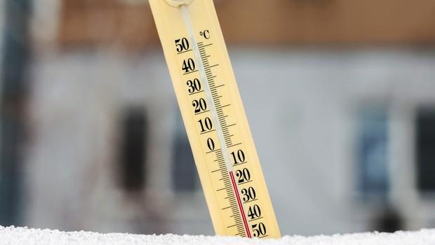 Najhladnejšo aprilsko jutro v zadnjih 70 letih, padel je tudi aprilski rekord (foto: Shutterstock)