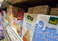 Cene hrane marca najvišje v skoraj sedmih letih