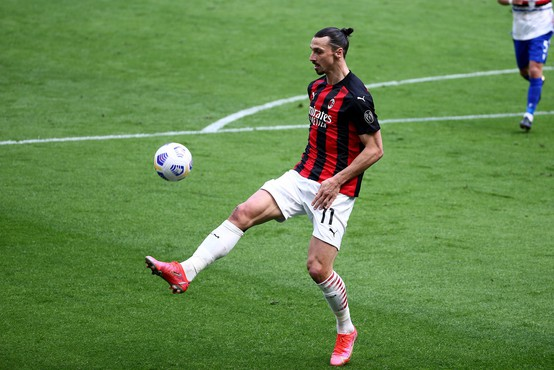Ibrahimović bo zaigral v novem filmu z glavnima junakoma Asterixom in Obelixom