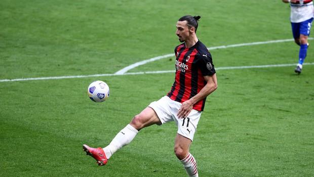 Ibrahimović bo zaigral v novem filmu z glavnima junakoma Asterixom in Obelixom (foto: Profimedia)