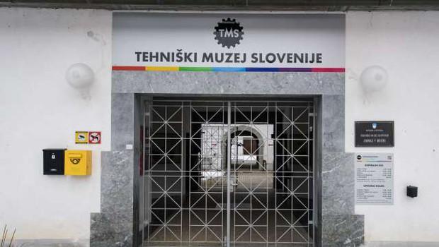 Direktorica TMS Barbara Juršič: Tehnika je v vseh porah našega življenja (foto: Nebojša Tejić/STA)