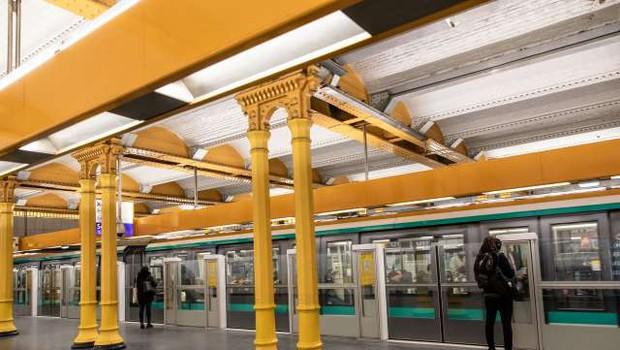 Francoske železnice bodo v vozni park dodale 12 vlakov na vodikov pogon (foto: Xinhua/STA)