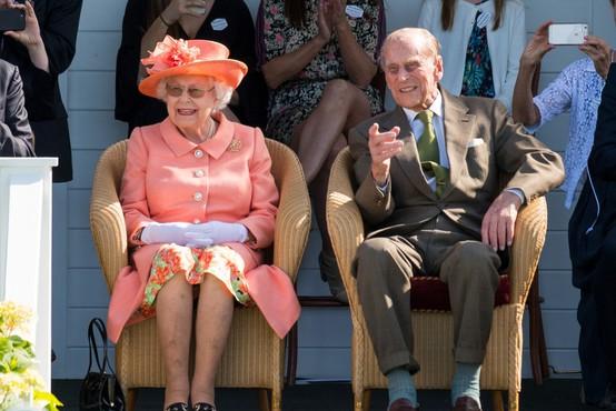 Pri 99 letih je preminil soprog kraljice Elizabete II. princ Philip