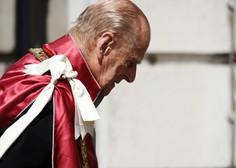 Princ Philip: Zvesti sopotnik britanske monarhinje (biografija)