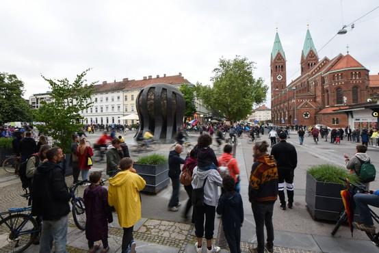 Maribor: To ni protest, to je zbor za svobodo, da ohranimo dostojanstvo, ki nam je bilo vzeto