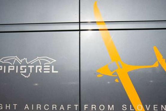 Pipistrel sodeluje pri izdelavi velikega brezpilotnega letala