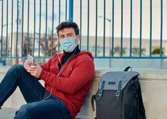 V nedeljo ob opravljenih 1484 PCR testih potrdili 287 okužb