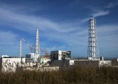 Japonska bo vodo iz jedrske elektrarne v Fukushimi spustila v morje