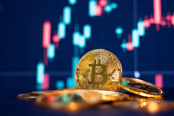 Rast bitcoina se ne ustavlja, v današnjem trgovanju dosegel novo rekordno vrednost