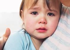 Duševne stiske otrok se kažeju tudi tako, da pri povratku v vrtec pri treh letih ponovno potrebujejo pleničko