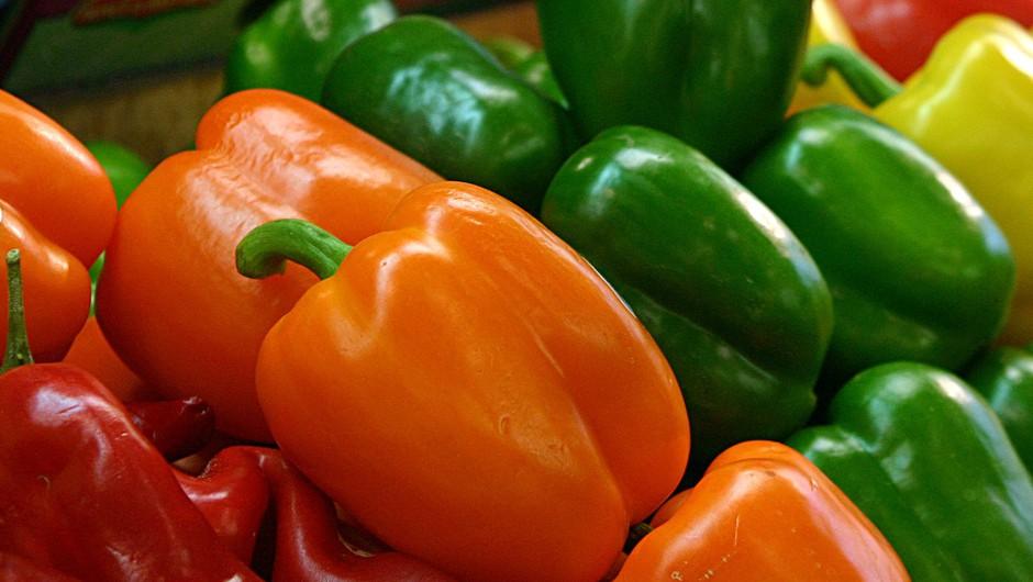 V nemških trgovinah so drastično poskočile cene zelenjave! Kilogram paprike zdaj stane ... (foto: profimedia)