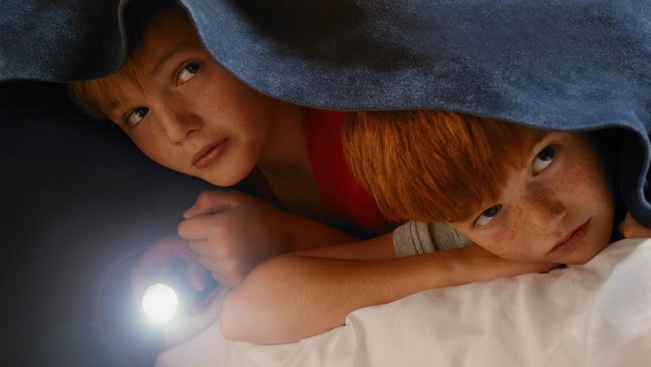 Najbolj pogosti strahovi, s katerimi imajo opraviti osnovnošolci (in kako jim pomagati te premagati) (foto: profimedia)
