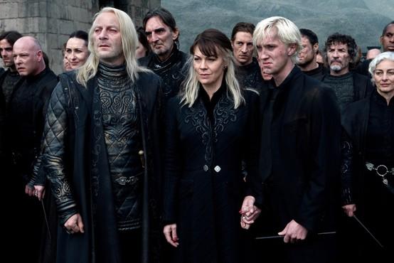 Slovo igralke Helen McCrory, znane tudi po vlogi Narcisse Malfoy iz filmov o Harryju Potterju