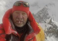Pogovor s Tomažem Rotarjem, zobozdravnikom iz Lesc, ki je letos pozimi skušal osvojiti vrh K2