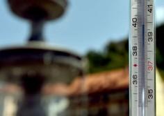 Leto 2020 potrjeno kot eno od treh najtoplejših doslej