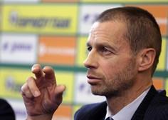 Nogometni veljaki kritični ob ustanovitvi nove evropske nogometne superlige