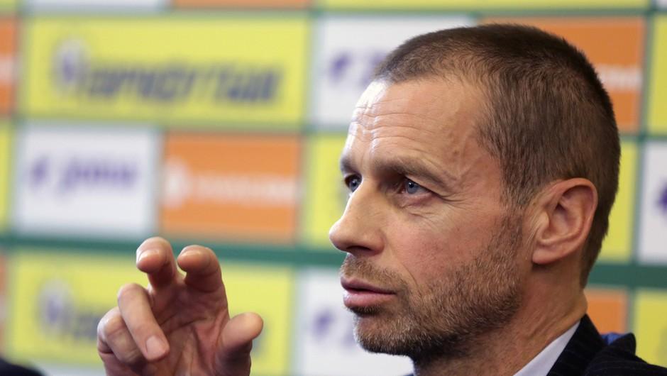 Nogometni veljaki kritični ob ustanovitvi nove evropske nogometne superlige (foto: Shutterstock)