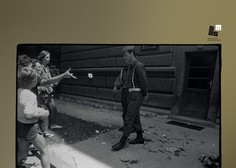 Fotografska monografija Naša jeza je brezmejna (demonstracije 1968–2020)