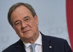 Angela Merkel se jeseni poslavlja, predsedstvo CDU za novega kanclerja predlaga Armina Lascheta
