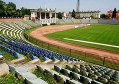 Bežigrajski športni stadion, spomenik Jožeta Plečnika, še naprej propada