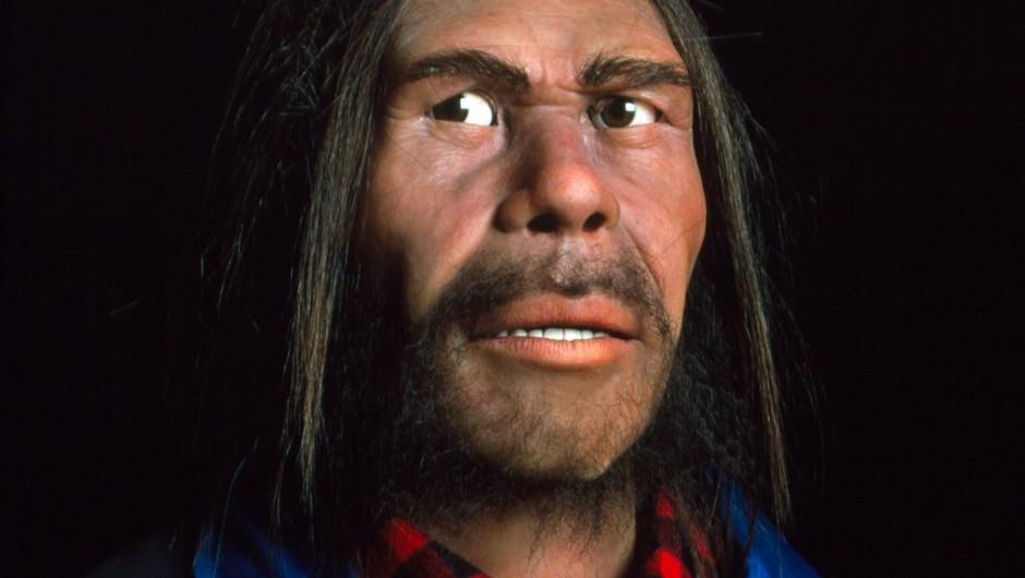 Bi krivca za težjo obliko covida lahko iskali v neandertalskem genu? (foto: profimedia)