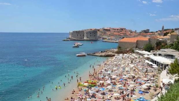 Na Hrvaškem napovedujejo nižje turistične takse (foto: Hina/STA)