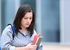 V raziskavi med študenti večina poročala o simptomih depresije in anksioznosti