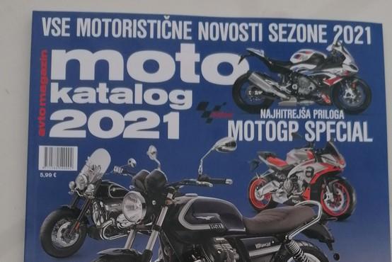 Izšel je novi Moto katalog 2021