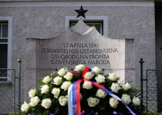 Slovenija praznuje dan upora proti okupatorju