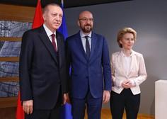"""Von der Leyen priznala, da jo je Erdogan med obiskom v Ankari prizadel: """"Čutim se osamljeno kot ženska"""""""