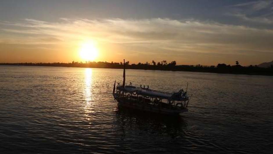 V delti reke Nil odkrili številne grobnice, stare tudi več kot 5000 let (foto: Xinhua/STA)