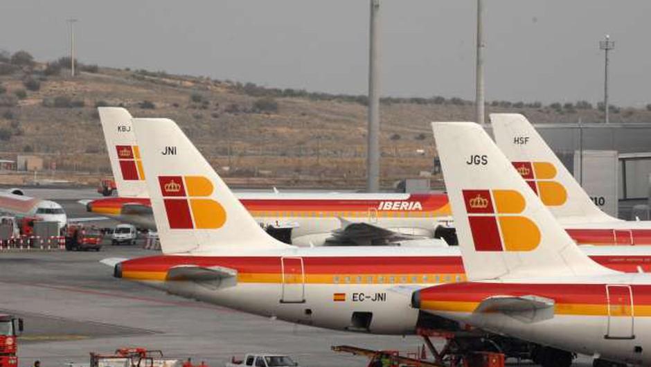 Španska letalska družba Iberia bo poleti vzpostavila povezavo med Madridom in Ljubljano (foto: Xinhua/STA)